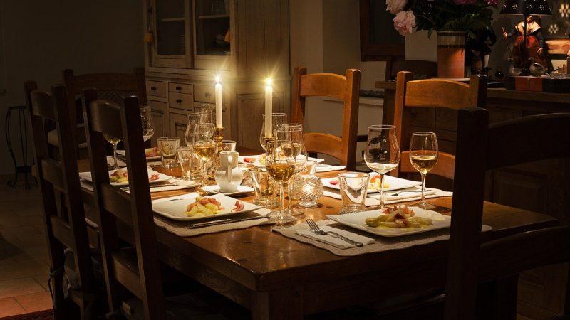 Dresser une belle table pour un dîner formel