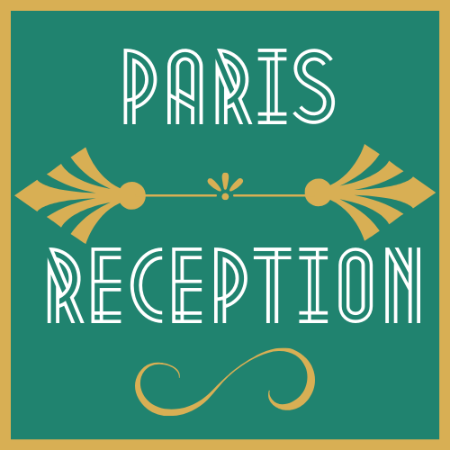 Paris receptions
