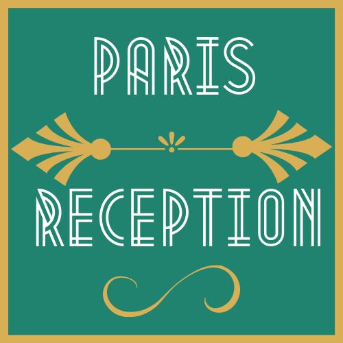 Paris receptions